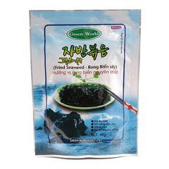 Rong biển sấy Green World gói 40g