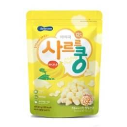 Snack vị Chuối vàng (23gr)