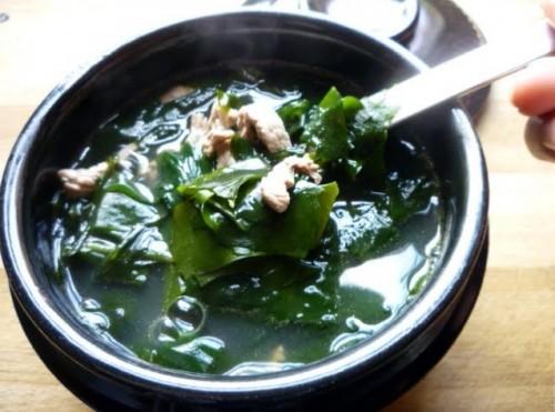 Cách Nấu Canh Rong Biển ngon đúng kiểu Hàn Quốc, không tanh.