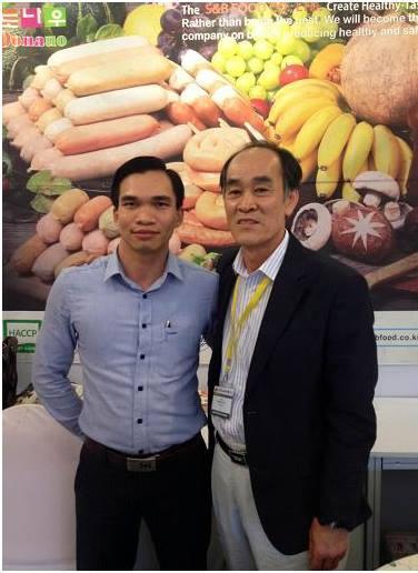 CÔNG TY PHÚC THỊNH THAM DỰ EXPO 2014