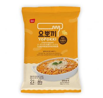 Bánh gạo Rapokki vị pho mai - Cheesse Rapokki 260g