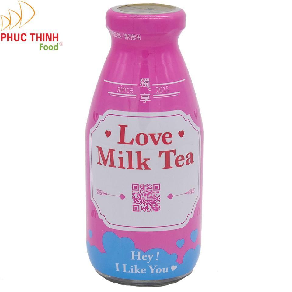 TRÀ SỮA TÌNH YÊU - LOVE MILK TEA