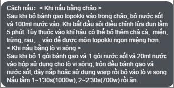 Hướng dẫn sử dụng Yopokki