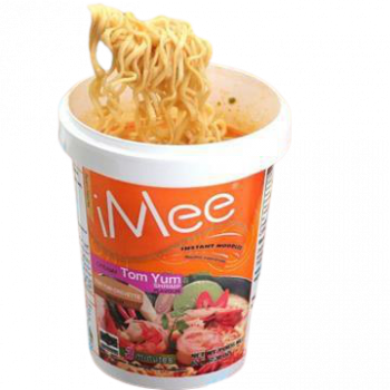 Mì ly iMee Tôm chua cay 65g  - iMee Instant Packet Noodle Tom Yum flavour